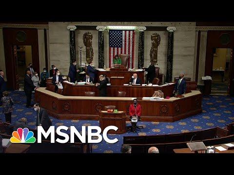 House Passes Biden's $1.9 Trillion Relief Package   MSNBC
