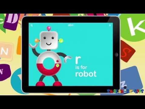ABC Phonics Video learn abc Interactive Alphabet Ipad App Review Preschool Kindergarten kids song