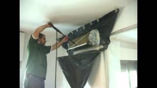 Limpieza de Split sin necesidad desinstalar el evaporador.