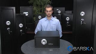 Biometric Finger Scanning Standard Safe by Barska AX11224