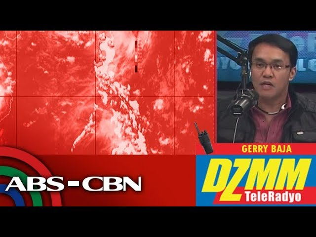 DZMM Teleradyo: Potential super typhoon approaches PH - brewing storm builds strength