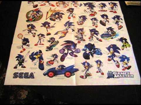 GamesMaster Presents Sonic 20th Anniversary Magazine Preview