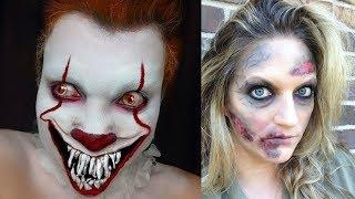 EXTREME Halloween Makeup Tutorial #4
