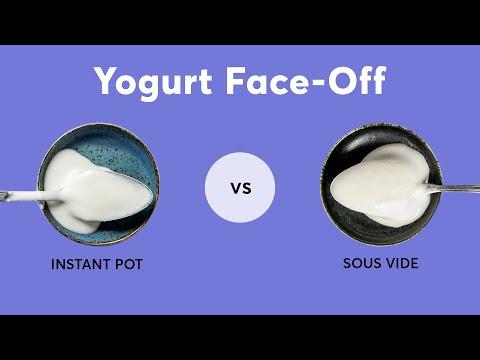 Yogurt Face-Off: Instant Pot vs. Sous Vide | Consumer Reports