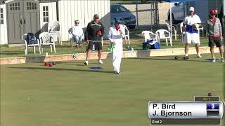 2017 Outdoor Singles - Bird (AB) vs Bjornson (MB)