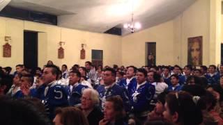 Sambos de Nuestra Señora del Carmen - 2015 [Cantos]