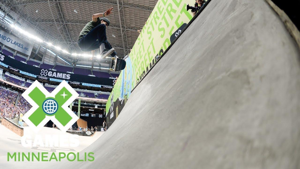 Men's Skateboard Street: FULL BROADCAST