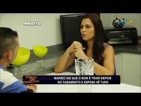 Reality Show Of Brazil Teste De Fidelidade 2016 Compailation  Sedutora Amanda #2