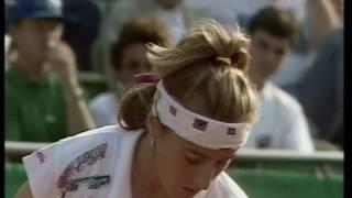 Monica Seles vs. Magdalena Maleeva / Hamburg 1993