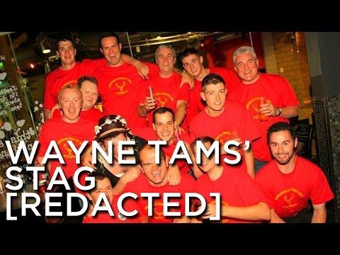 2011-09-09 Thru 2011-09-11 'Wayne Tams' Stag Weekend, Newcastle REDACTED'