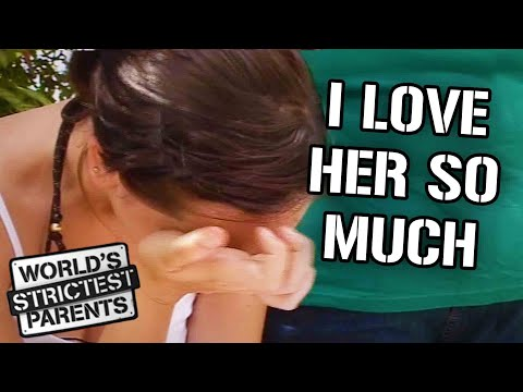 Charlotte Breaks Down In Tears Realising Shes Hurt Mom  Worlds Strictest Parents