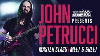 Ernie  Ball Music Man Presents: John Petrucci Master Class - Adding Notes