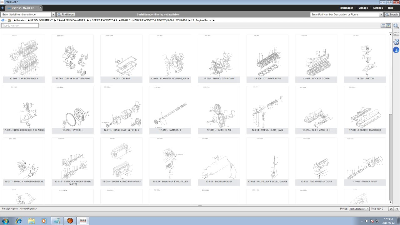 Kobelco Parts Catalog 2015 Youtube Wiring Diagrams