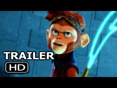 Thumbnail: SPARK | Official Trailer (2017) Blockbuster Animation Family Movie HD