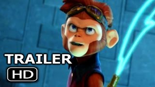 SPARK | Official Trailer (2017) Blockbuster Animation Family Movie HD