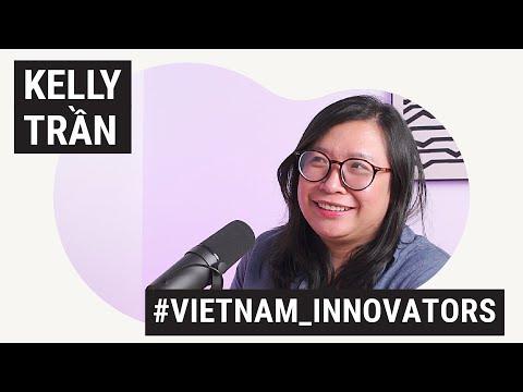 Sử dụng công nghệ để mở rộng kinh doanh - Kelly Trần, GĐ đổi mới Pizza 4P's| Vietnam Innovators EP10