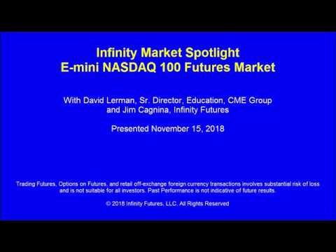 Infinity Market Spotlight: E-mini NASDAQ 100 Futures Market
