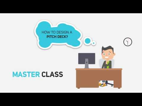 How To Design A Pitch Deck? | Master Class | Mumbai Startup Fest 2018
