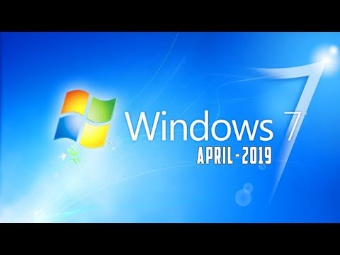 Download Free  Windows 7 All Versions 32/64 Bit ISO April-2019