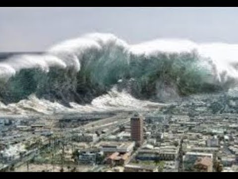 "Prophecy Alert: ""Rabbi Calls For A Tsunami Wave"""