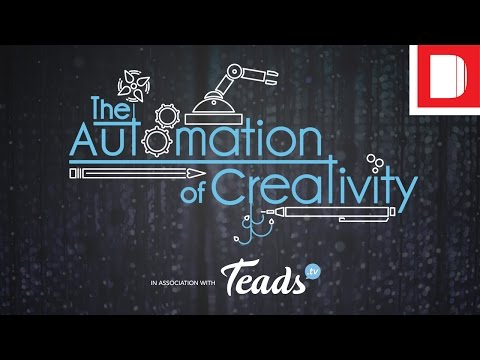 Artificial Intelligence & Creativity: The Drum Documentary