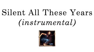 03. Silent All These Years (instrumental cover) - Tori Amos