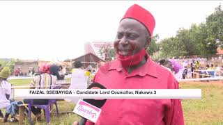 Chameleon casts vote in Nakawa Division, condemns unemployment