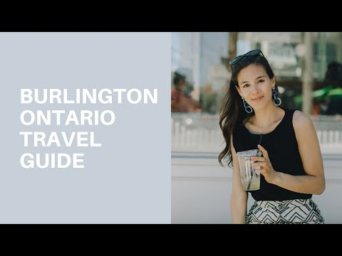 Wait, This is Burlington? // TRAVEL VLOG