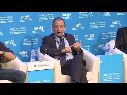 MENA ICT Forum 2016 - Day 2 - Humanitarian Causes