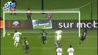 اهداف مبارة باريس سان جيرمان وميتز (3-1) - 28/4/2015 - الدوري الفرنسى