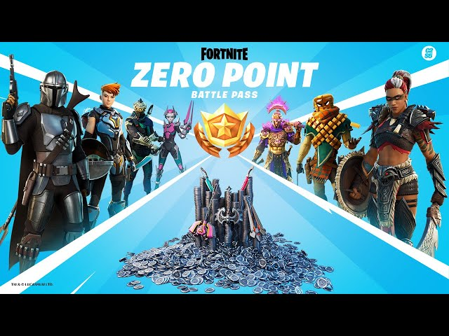 Fortnite Chapter 2 - Season 5 Battle Pass Gameplay Trailer