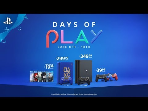 Days of Play l Unfazed
