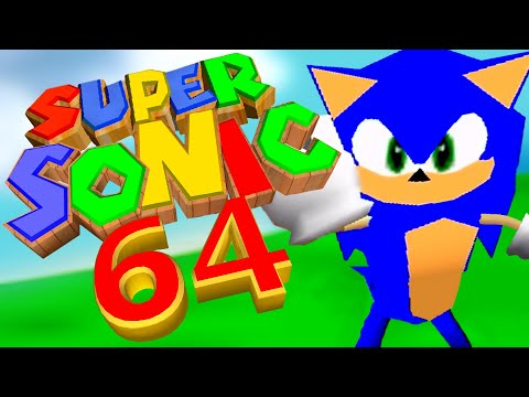 Sonic In Mario 64