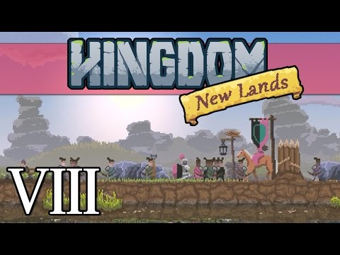 Let's Play Kingdom New Lands Gameplay Walkthrough - Part 8: A Building Mistake