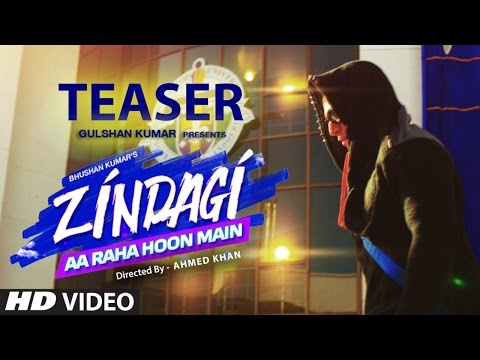 'Zindagi Aa Raha Hoon Main' Song TEASER | Releasing on 8th May | Atif Aslam, Tiger Shroff | T-Series