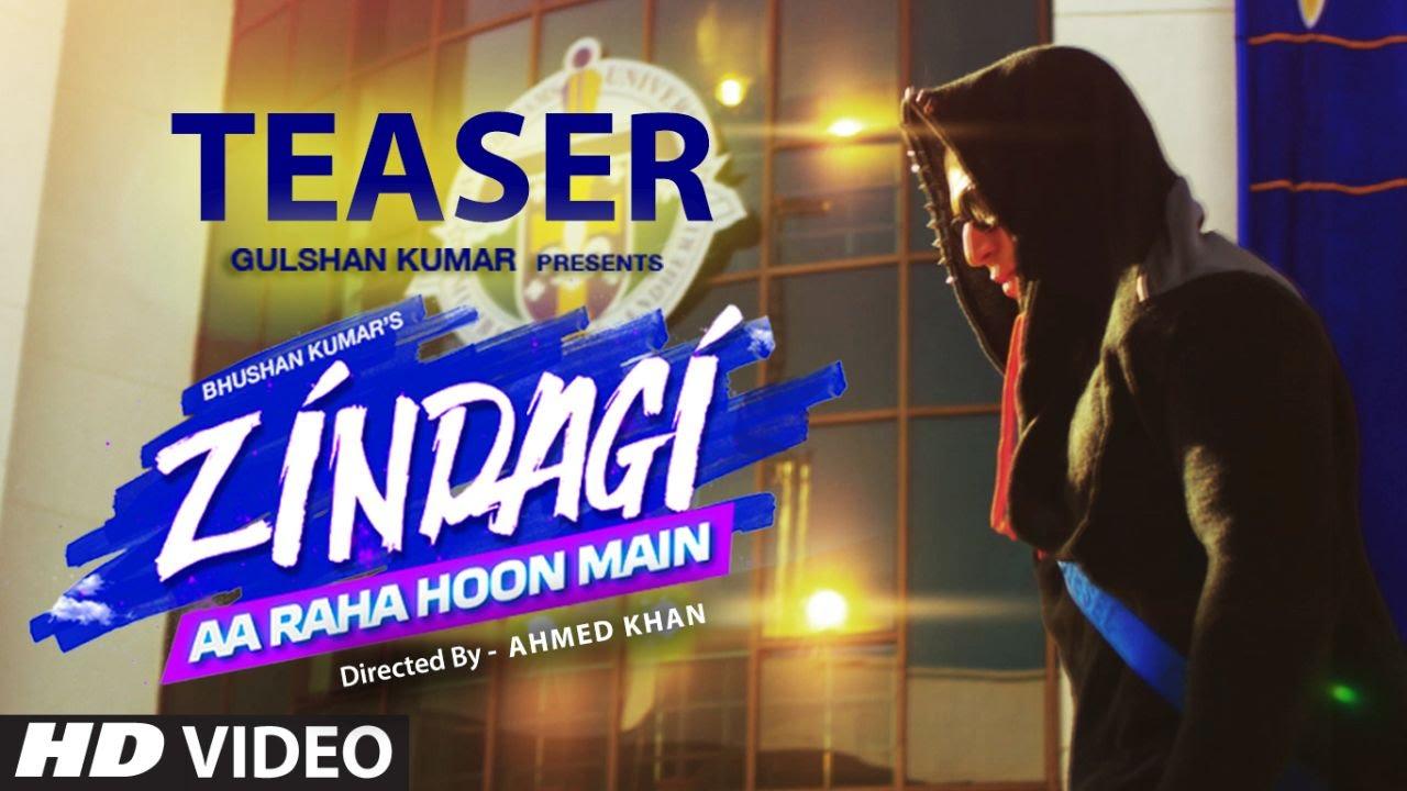 'Zindagi Aa Raha Hoon Main' Song TEASER | Atif Aslam, Tiger Shroff | T-Series