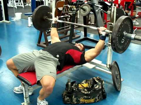 Greg Doucette Ifbb Pro Bench Press 225 Lbs 54 Reps At 211 Lbs Nfl