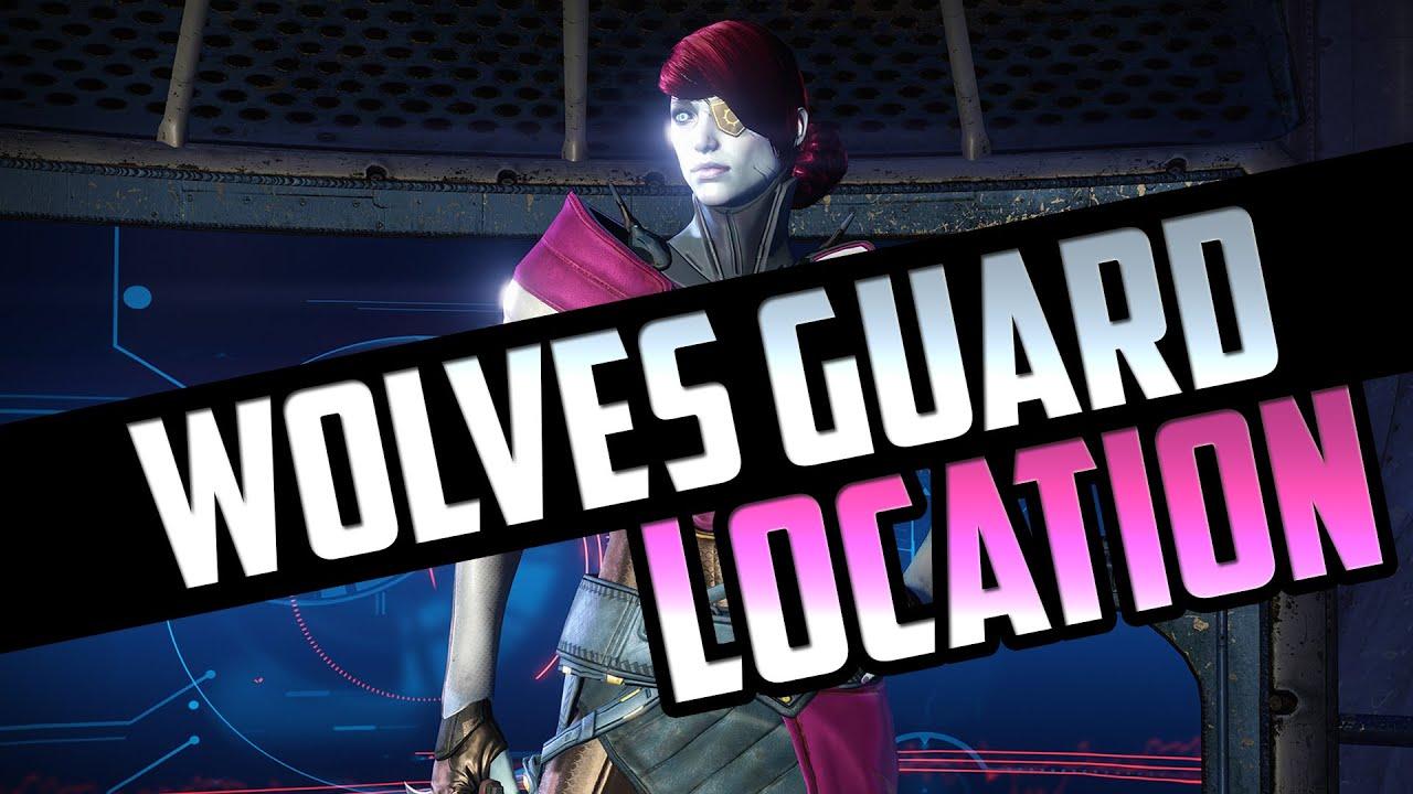 Guard Zenath Location
