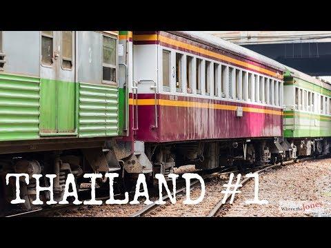Kuala Lumpur - Bangkok. 🛌 Sleeper Train & Taxi Mafia 🚖