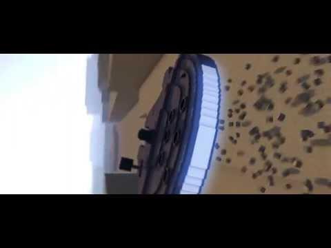 Minecraft Star Wars Episode VII - The Force Awakens Trailer