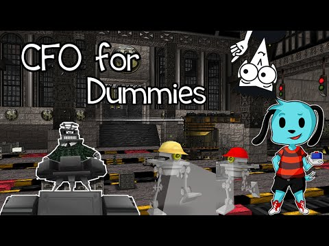 The CFO Battle for Dummies!! (Toontown Rewritten Tips and Tricks)