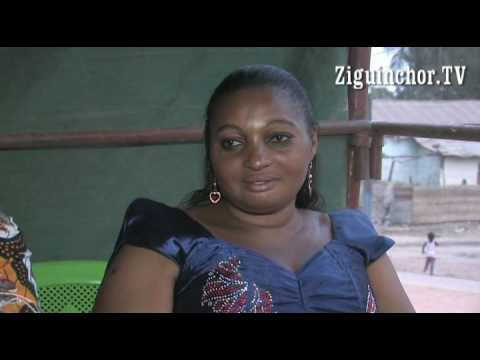 Ziguinchor TV, Parti Socialiste, PS, Meeting Place de Gao, Ousmane Biteye Diouf, Patron communal PS