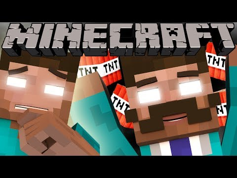 If Herobrine met his Dad - Minecraft