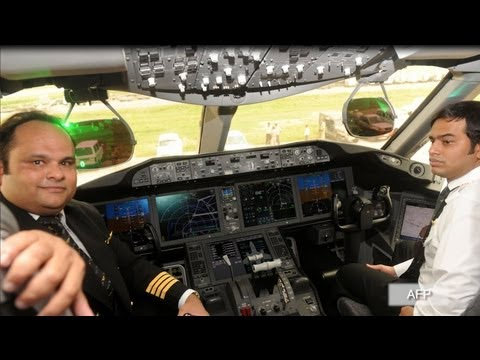 Air India pilot locked out of the cockpit after toilet break