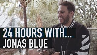 Jonas Blue Doesn't Want To Touch That | 24 Hours With...