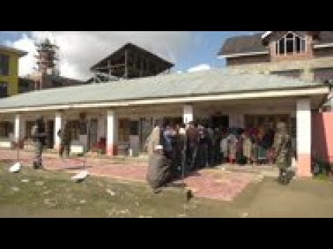 2nd phase of voting begins in Indian-run Kashmir
