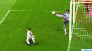 Impossible Heroic Saves in Football