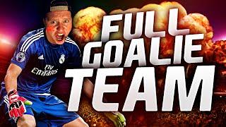 FIFA 15 | FULL GOALKEEPER TEAM CHALLENGE! Thumbnail