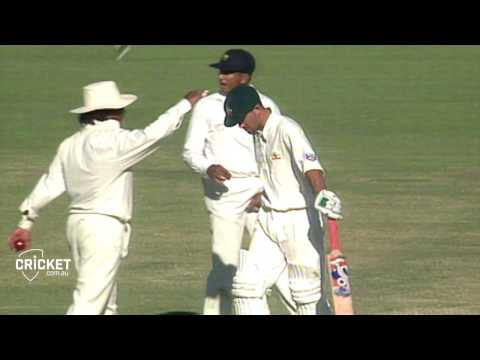 Ponting reflects on his Test debut