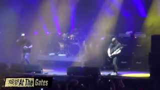At The Gates - The Metal Fest 2014 @chile - Full Show (casi)